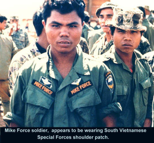 Mike Force South_Vietnames_Mike_Force
